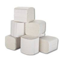 Click for a bigger picture.Clean Clever Bulk Packs - White 2ply 36x250 sheets