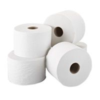 Click for a bigger picture.Versatwin Toilet Roll - 1ply 180m